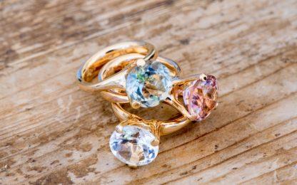 Prinzessinnen Ringe
