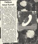 Grossskulptur 1998