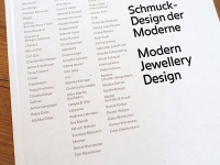 Buch: Schmuckdesign der Moderne